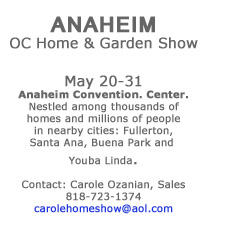 Anaheim – OC Home and Garden Show